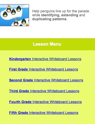 Interactive Whiteboard Lessons | Interactive whiteboards in school education | Scoop.it