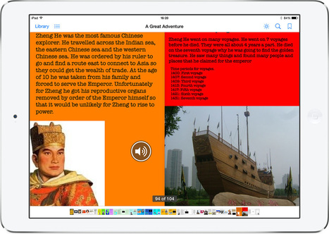 Book Creator and the Age of Exploration - Book Creator app | Blog | Go Go Learning | Scoop.it