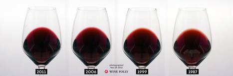 How Wines Age | Wines and People | Scoop.it