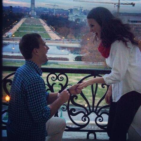 Kirk Cousins's proposal story | Troy West's Radio Show Prep | Scoop.it