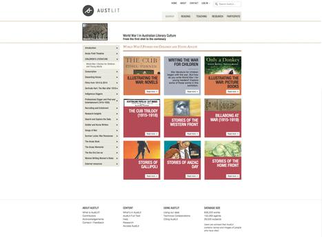 SCIS | Explore AustLit; explore our storytelling heritage | English Help page | Scoop.it