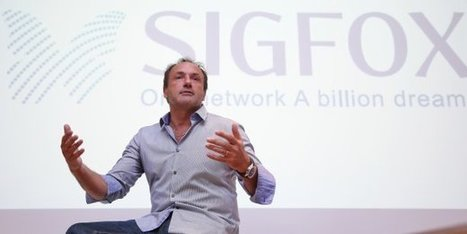 "Sigfox dans le top 10 des startups ""IoT"" mondiales 