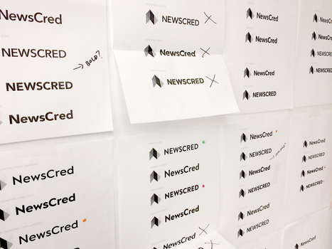 The New NewsCred: How We Approached the Strategy Behind Our Rebrand | Digital Marketing Strategy | Scoop.it