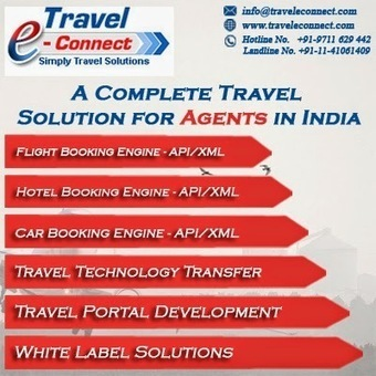 A Complete Travel Solution for Agents in India | Online Travel Portal Development & Solution for White Label in India | Scoop.it