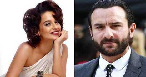 सुजॉय घोष की अगली फिल्म में सैफ के ऑपोजिट होंगी कंगना! - दैनिक जागरण | Entertainment News in Hindi | Scoop.it