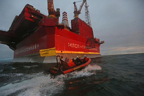 Tell Shell to scrap Arctic drilling | Arctic , Sub Arctic , Antarctic | Scoop.it