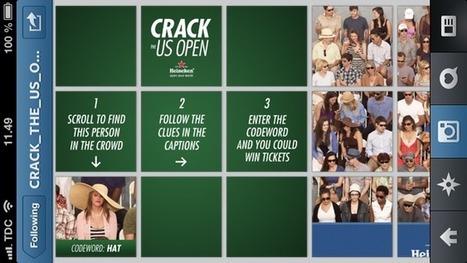 Heineken knækker koden på Instagram | Afsætning | Scoop.it