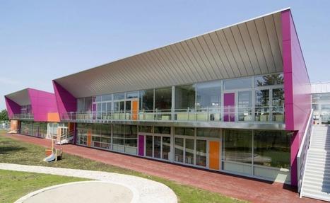 Hacia una nueva arquitectura escolar | Educacion, ecologia y TIC | ECOSALUD | Scoop.it