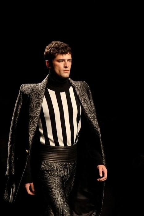 Le flamboyant défilé Balmain | Le blog mode de l'homme urbain | Scoop.it