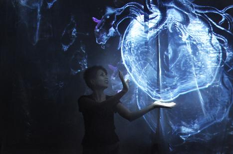 Golnaz Behrouznia - Multimedia Arts, Art & Biologie // #mediaart #bioart   Digital #MediaArt(s) Numérique(s)   Scoop.it