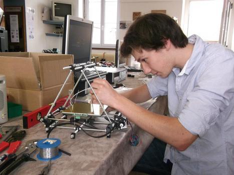Interfabs.fr - Le réseau des acteurs de la fabrication numérique (personnelle) | fablab | Scoop.it