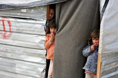 Number of Syrian Refugees Hits 1 Million, U.N. Says   IT and news   Scoop.it
