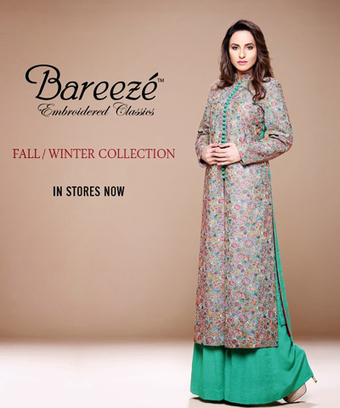 """Bareeze Best stylish Long Shirt""""s