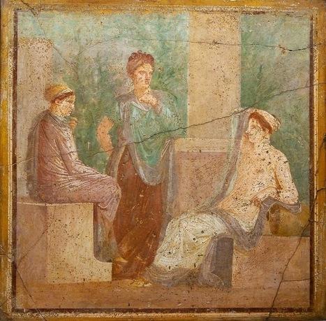 DOMVS ROMANA: Vestes matronae, lucir elegante en Roma | Cultura Clásica | Scoop.it