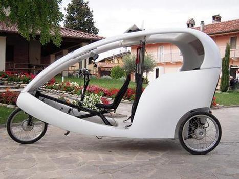 Risciò al posto dei taxi: la mobilità sostenibile si ferma davanti alla ... | biciclette elettriche | Scoop.it