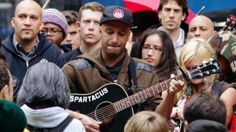 Occupy Wall Street: How We Surprised Ourselves - Progressive.org | Peer2Politics | Scoop.it