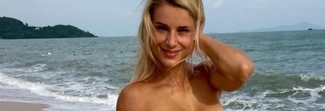 Non immaginerete mai<br/>il lavoro di questa sexy bionda<br/>E intanto fa impazzire il web | culi femminili | Scoop.it