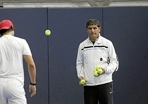 "Toni Nadal: ""Rochus is a real imbecile and is just rude"" - MARCA.com 