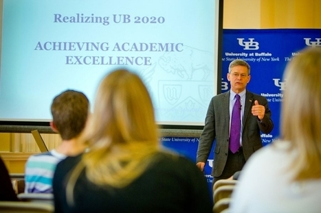 Themes, educational outcomes emerge as key elements in latest version of ... - University at Buffalo Reporter | Teaching and learning inquiry | Scoop.it