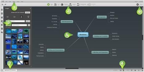 Mode d'emploi de Mindomo , mind mapping en ligne et aussi sur votre ordinateur | François MAGNAN  Formateur Consultant | Scoop.it