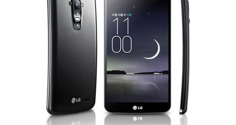 G Flex : le smartphone de LG proposé à partir de 759€ | linformatique | Scoop.it