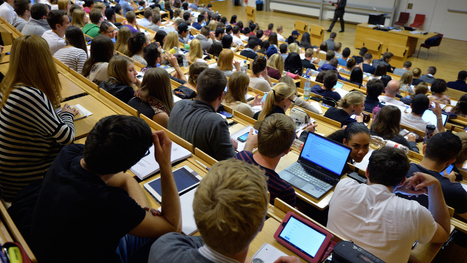 Attention, Students: Put Your Laptops Away | Gelukkig voor de klas | Scoop.it