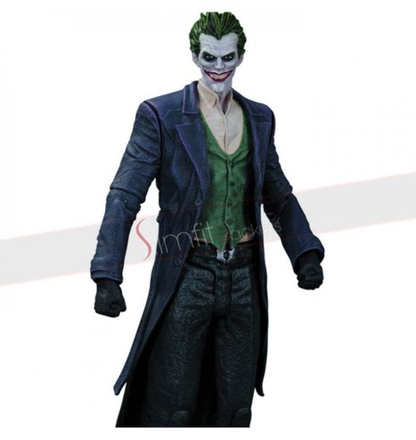 Joker Batman Arkham Cosplay Costume | Never Seen Before - Exclusive Collection | Scoop.it
