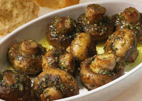 mushrooms | Yummy goodness | Scoop.it