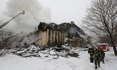 Fire in major Russian library destroys 1m historic documents   Research Capacity-Building in Africa   Scoop.it