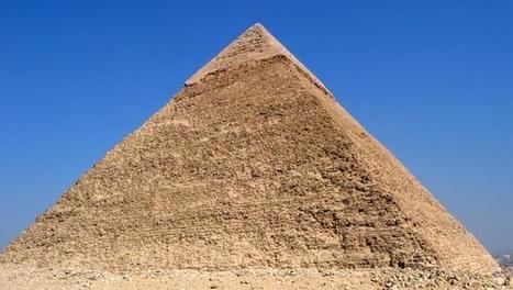 Egipto confirma dos «anomalías» en la Gran Pirámide de Keops   Centro de Estudios Artísticos Elba   Scoop.it