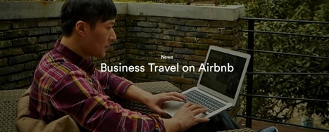 Airbnb goes after business traveller, seals deal with Concur | airline travel news | Scoop.it