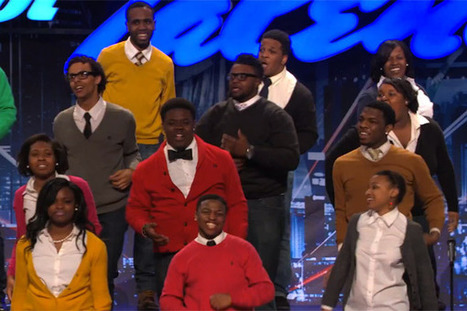 'America's Got Talent' Recap: The VSU Gospel Choir Stuns With Soul | Bobby's Blogs and Songs | Scoop.it