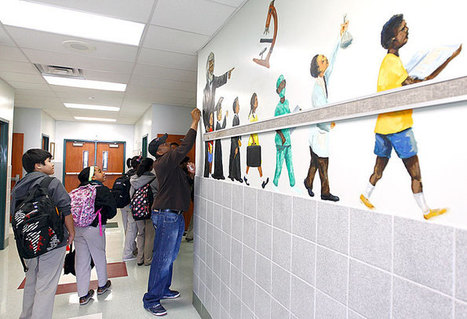 Using art to encourage science - Daily News - Galveston County | science education11 | Scoop.it