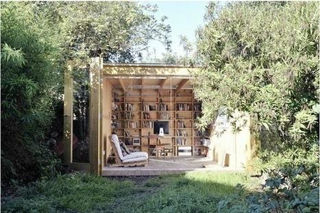 Ενας κήπος με βιβλιοθήκη   Greek Libraries   Information Science   Scoop.it