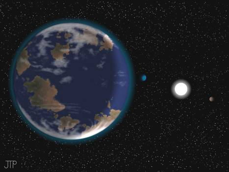 Revealed: New Earth-like planet that could have a life-supporting climate and water | Astrobiology | Scoop.it