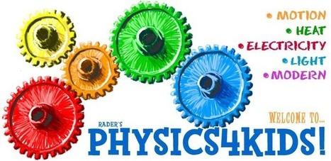 Rader's PHYSICS 4 KIDS.COM   Hogan's Learning Links   Scoop.it