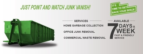 Junk Removal Service Providers – Ultimate Way to Haul Out the Junk   Junk Removal Toronto   Scoop.it