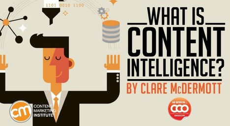 What Is Content Intelligence?   _Web Social & Communautés   Scoop.it