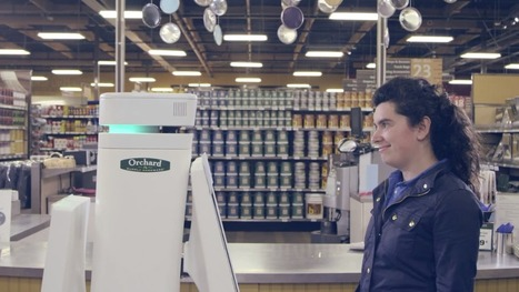 Lowe's New Customer Service Robot Just Sounds Like A Really Good Employee - The Consumerist   Good customer service   Scoop.it