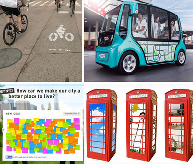 Crowdsourced City: 14 Citizen-Directed Urban Projects | Urbanist | Adaptive Cities | Scoop.it