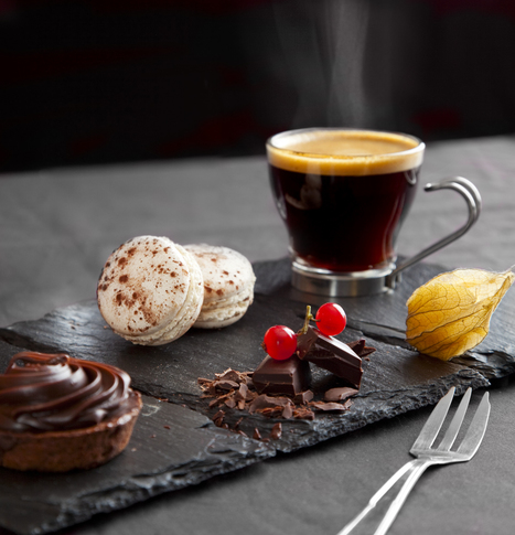 Recette: Café gourmand | Yummy's kitchen | Scoop.it