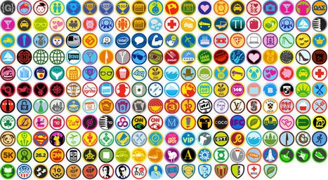 Foursquare: La liste complète des badges en français   Foursquare : un outil marketing   Scoop.it