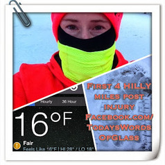 Will Run for Ice Cream: To The Injured Runner - Don't Give Up! | Moms Who Run | Scoop.it