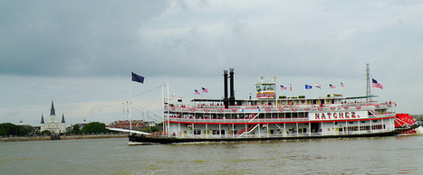 Steamboat First Arrived in N.O. in 1812 | Oak Alley Plantation: Things to see! | Scoop.it