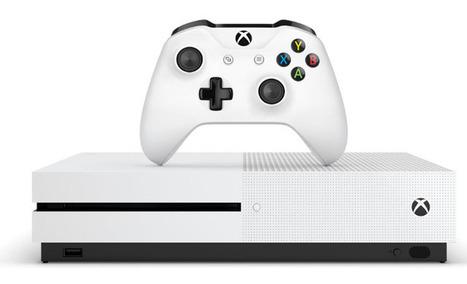 Ya es oficial: la Xbox One S llega el 2 de agosto | Bits on | Scoop.it