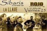 LA LLAVE & ROJO, Concierto, Viernes, 25 de Mayo de 2012, 21,30 h., Madrid | MARATÓN DE CITAS | Scoop.it