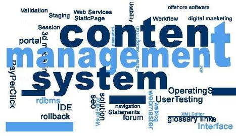 Choose The Right CMS For Your Website Before PSD Conversion | PSD Conversion | Scoop.it