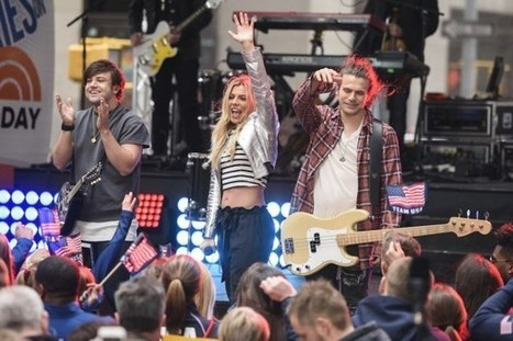 The Band Perry's 'Live Forever' Is Team USA's Official 2016 Summer Olympics Song | Country Music Today | Scoop.it