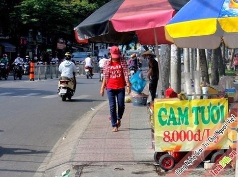 Bí mật cam vắt giá 7.000 đồng ở vỉa hè Sài Gòn | Game Mobile | Scoop.it