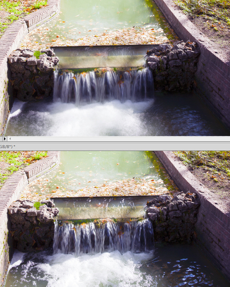 Conseguir el efecto seda sin larga exposición - ALTFoto   postprocessat   Scoop.it